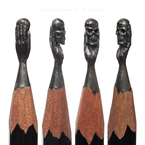 18-Yorick-Salavat-Fidai-Салават-Фидаи-Architectural-Movie-Pencil-Sculpture-Carving-www-designstack-co