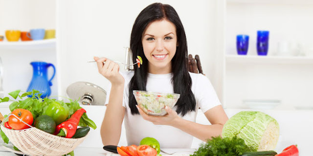 Menerapkan Pola Hidup Sehat dengan Memperhatikan Asupan Makanan