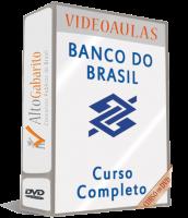 Curso Completo - Banco Brasil - Escriturário - 2015