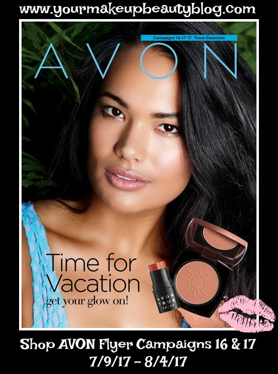 Shop Avon Flyer