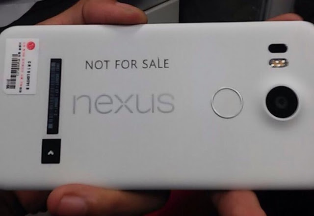 LG Nexus 5 Smartphone Could Released by September 29, 2015