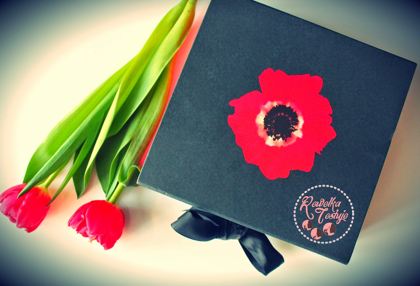 Nagroda w konkursie The Body Shop - Zestaw Smoky Poppy