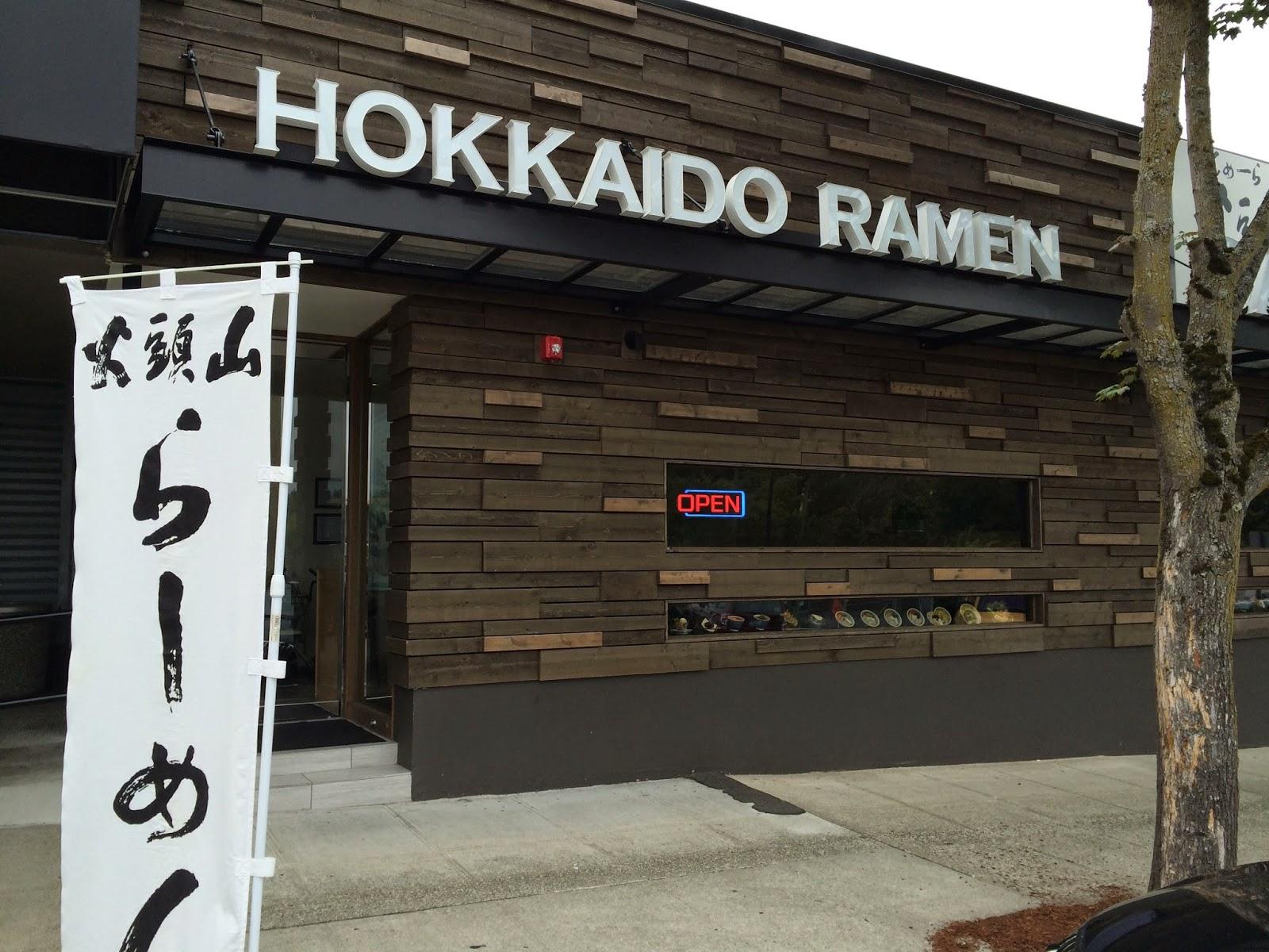 Hokkaido Ramen, Bellevue