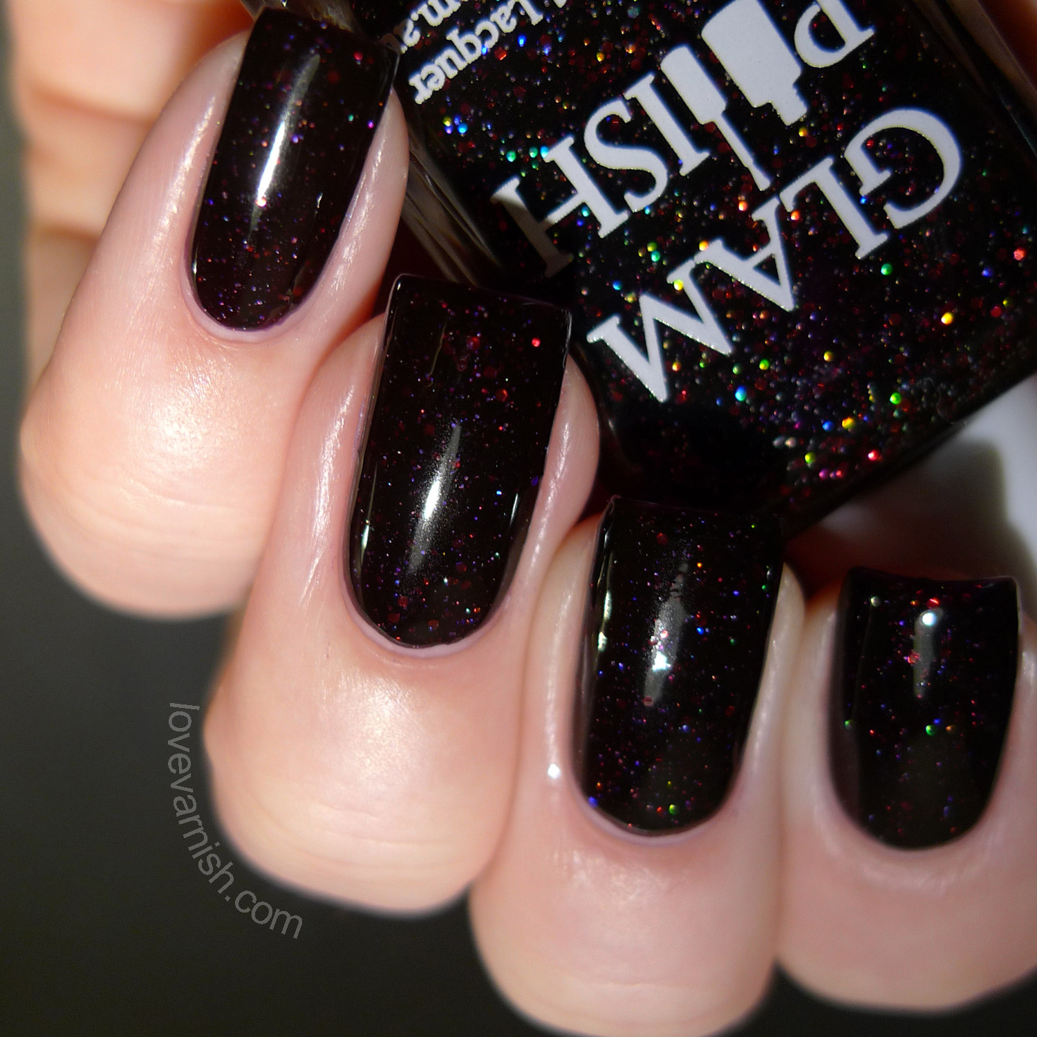 Glam Polish Dark Desires Fatal Attraction exclusive Hypnotic Polish