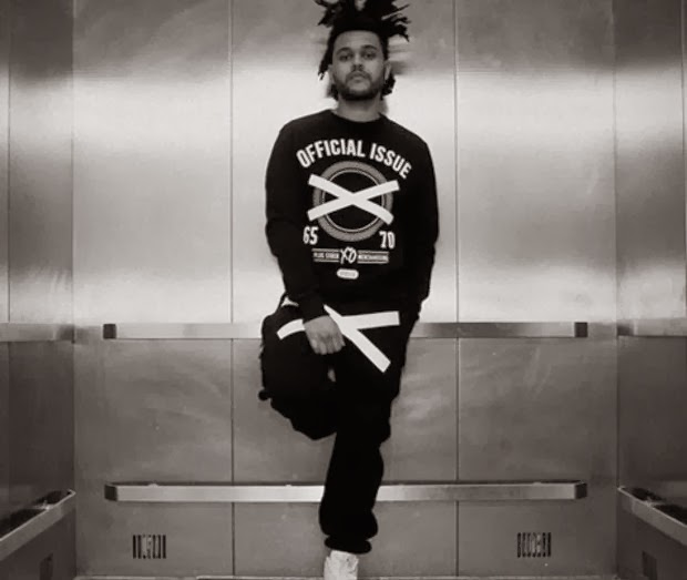 The Weeknd remixes Beyonce