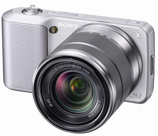 Spesifikasi Sony NEX-3K 18-55mm