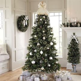 for years ive dreamed of having a tall christmas tree and brylanehome recently made this dream a reality by sending a seven foot frosted tree to review