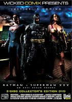 Batman V. Superman XXX - An Axel Braun Parody