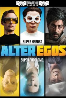 Alter Egos, movie,superheroe movies,Capes on film