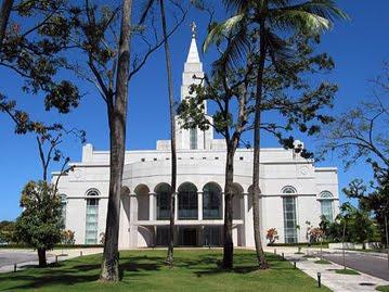 Recife Temple