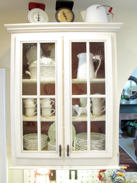 Savvy Southern Style French Country Cabinet