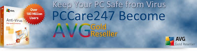 PCCare247 becomes AVG Gold Reseller