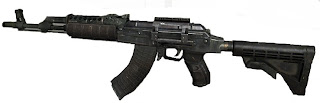 AK-47 - Modern Warfare 3 Weapons