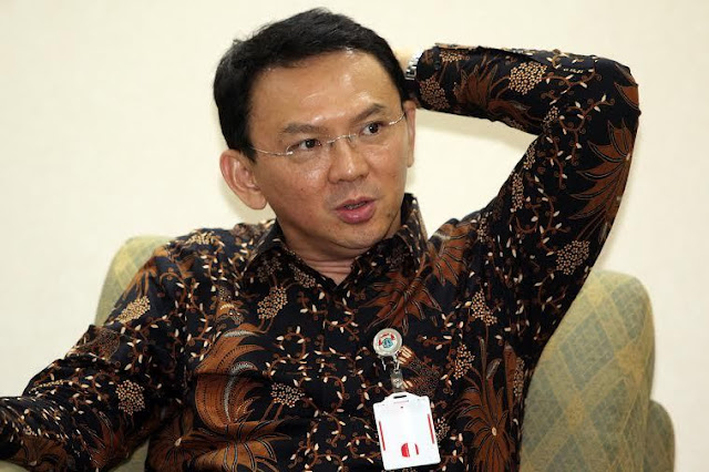 Banggar DPRD DKI Beberkan Anggaran Pidato Ahok Capai 805 juta