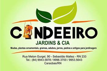 Candeeiro Jardins & CIA