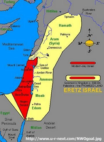 Middle East Facts Transcript Of The Ancient Israelites Old - Map of old testament israel