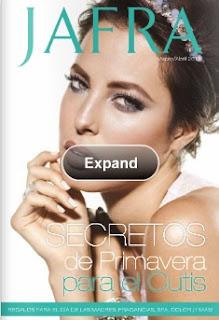 Catalogo ofertas Jafra mar-abr 2013