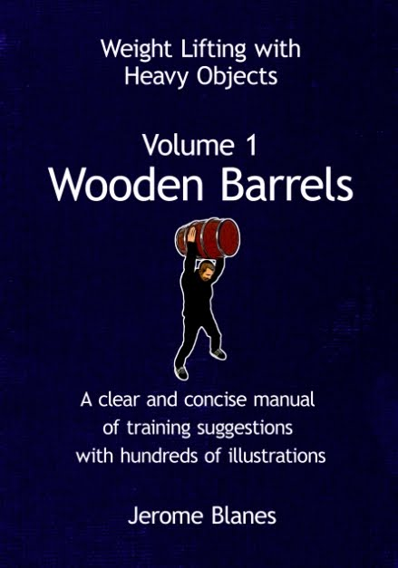 Weight Lifting with Heavy Objects - Volume 1 - Wooden Barrels