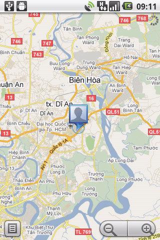 Ứng dụng google Maps cần thiết cho những chuyến đi
