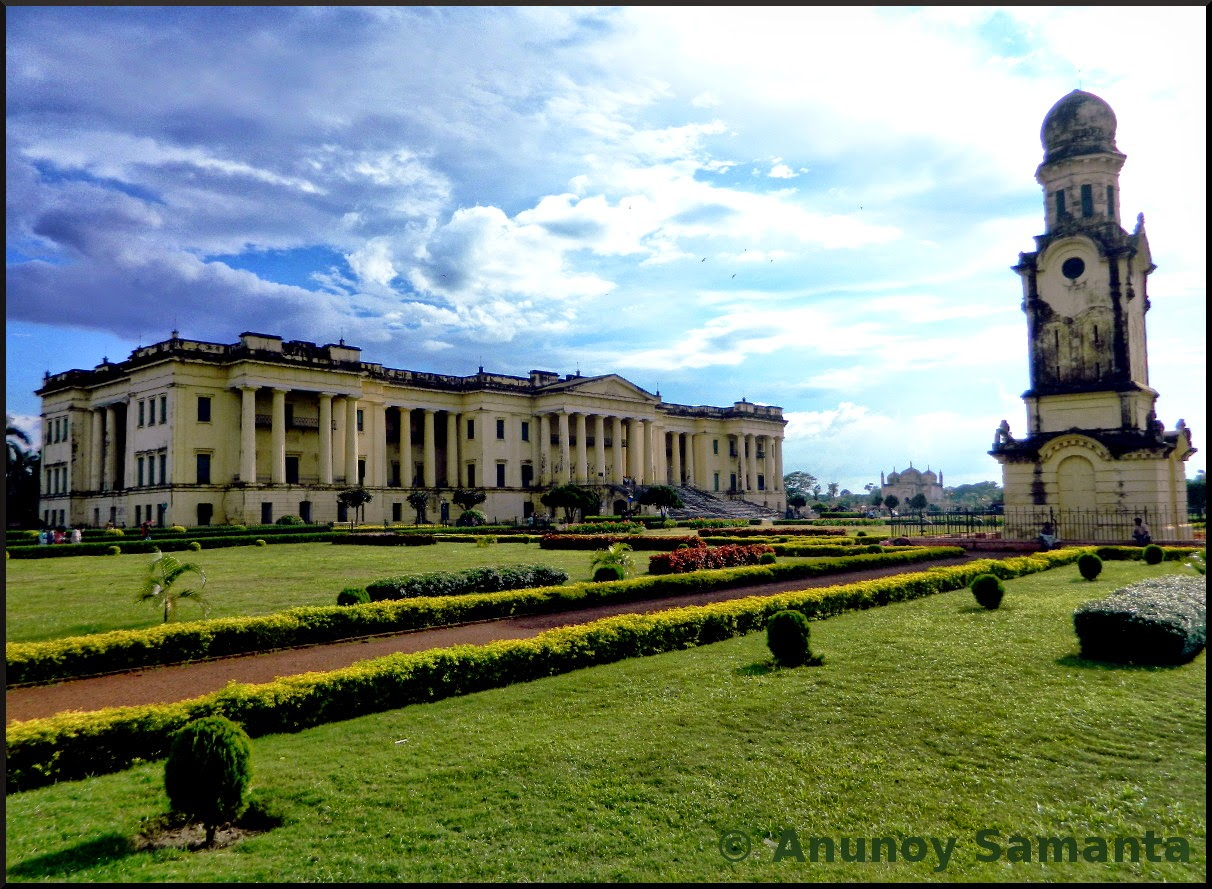 Hazarduari Palace Museum of Murshidabad
