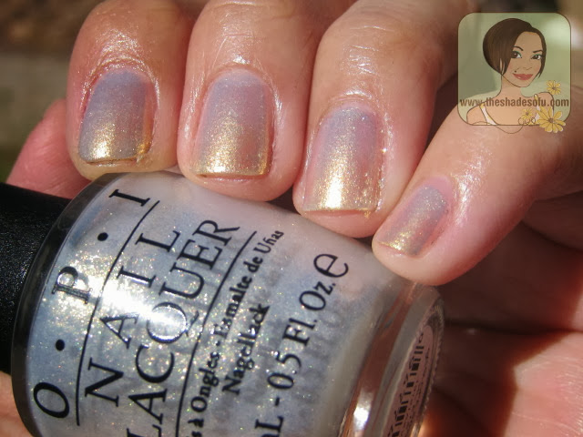 OPI Holiday 2013: Mariah Carey Collection Swatches, Review ...