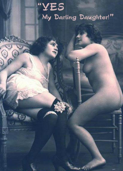 Wife spread legs nude