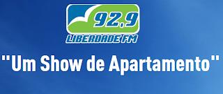 """Promoção """"Um Show de Apartamento"""" - Liberdade FM"""