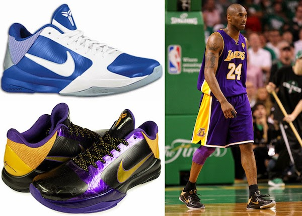 Nike Zoom Kobe V 5