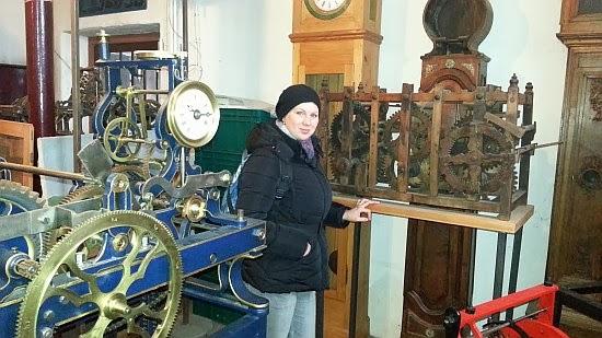 Ольга Граф, Дурлах, старинные часы