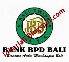 Lowongan Kerja Lokerjah Bank BPD Bali