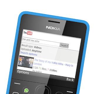 Nokia Asha 210 - Technocratvilla