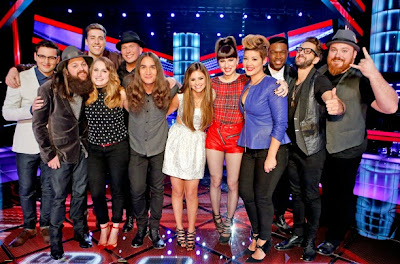 The Voice 2013 Top 12, The Voice, Voice