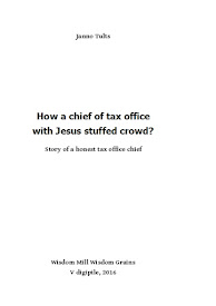 How a chief of tax office with Jesus stuffed crowd?