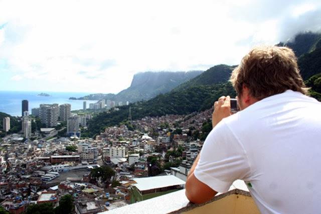 Passeios no Rio turistas