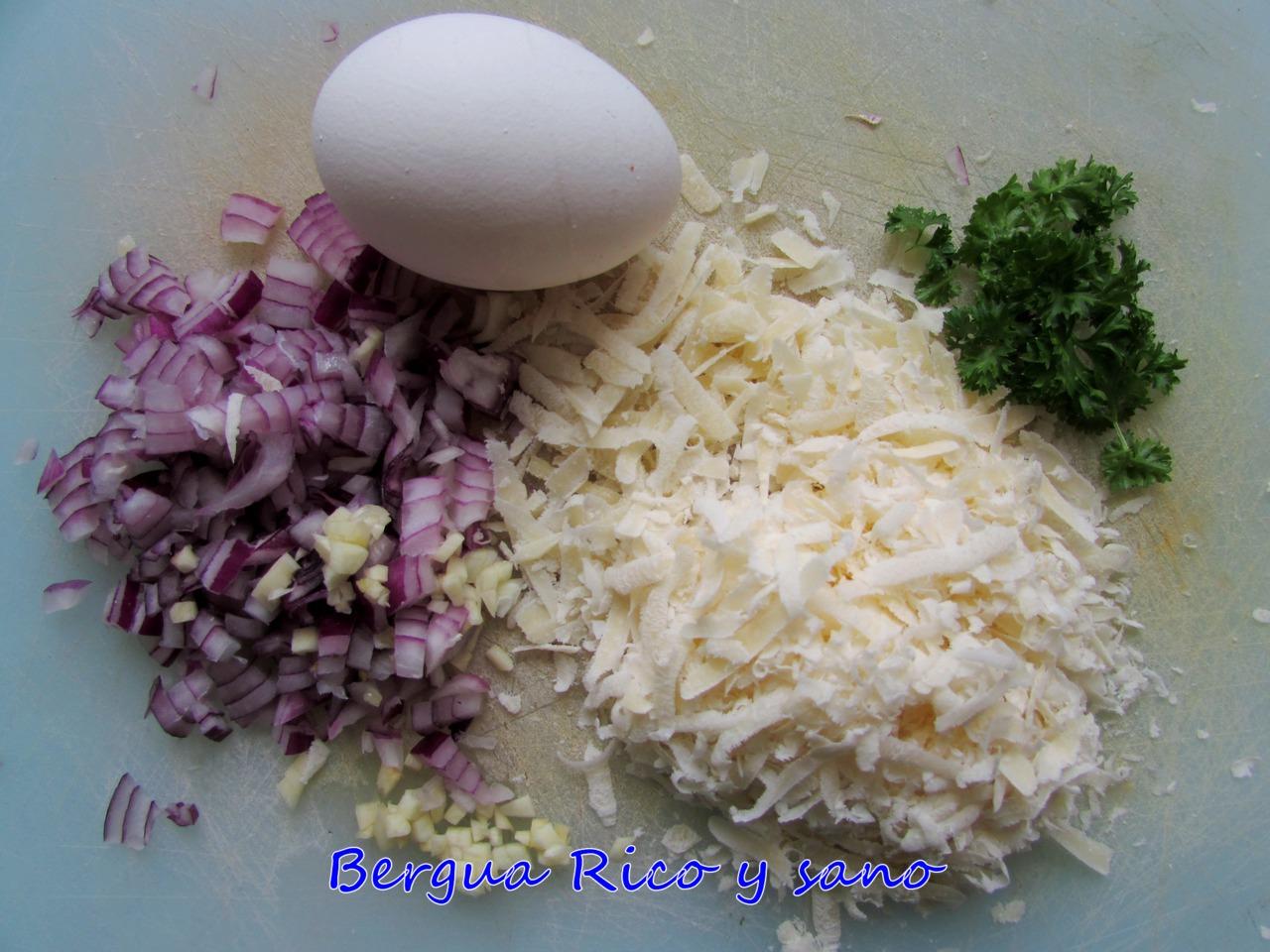 Comer rico y sano: Hamburguesas de coliflor - photo#22