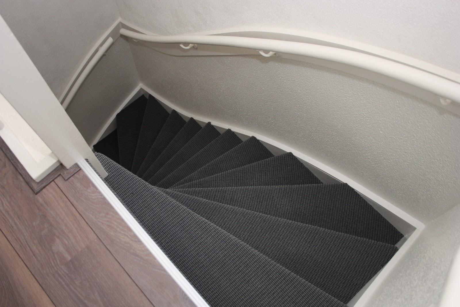 Lekker stoer  De trap