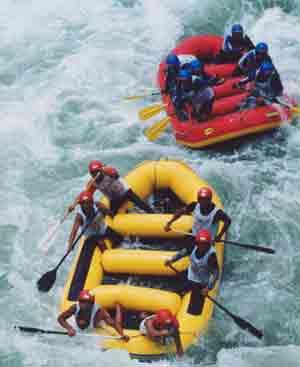 Onsight Adventure News Sejarah Rafting Arung Jeram Di Dunia