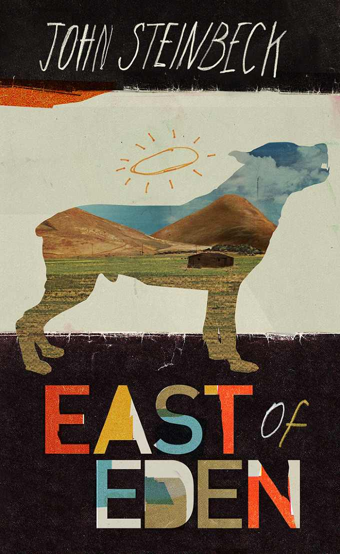 comparison of east of eden and The chapter on east of eden argues that cathy is the thematic and structural center of the novel, a satan figure against whom all others are measured previous: critical essays homework help.