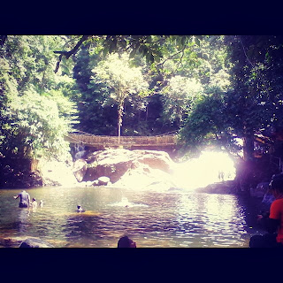 air terjun lasir