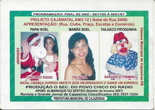 JÁ  ESTAMOS COM A PROGRAMAÇÃO DO NATAL  ABERTA PARA  2015  EM PARCEIRA  COM  A  ASSOCIAÇÃO COMERCIA
