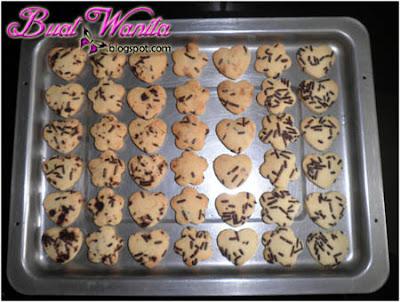 Resepi Biskut Chocolate Rice / Coklat Rice Rangup Sukatan Cawan. Cara Buat Biskut Chocolate Chips / Coklat Chips Sedap Senang Simple Best