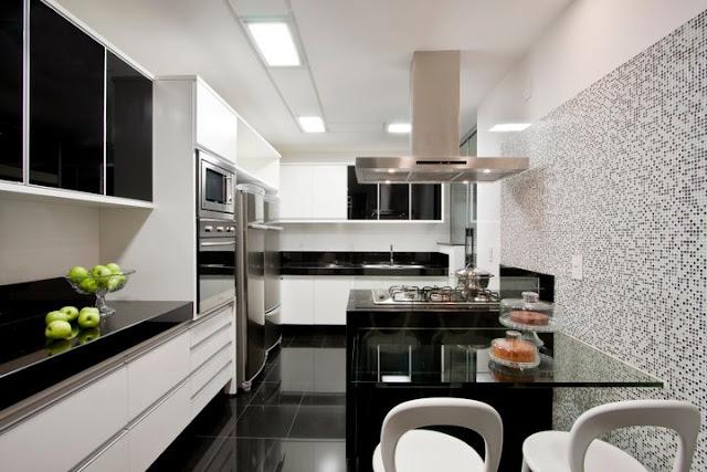 decoracao de interiores cozinha moderna:UM sonho a DOIS: Cozinha em Cores!