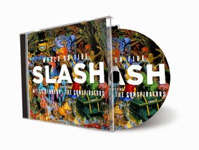 Slash – World On Fire (2014)