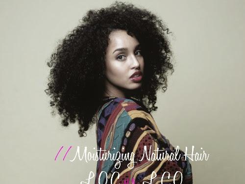 Moisturizing Natural Hair | L.O.C v.s L.C.O Method