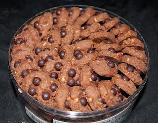 Resep Kue Kering Coklat Kacang Tanah Enak