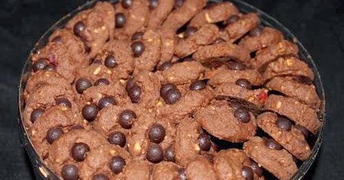 Resep Kue Kering Coklat Kacang Tanah | Resep Kue Kering Terbaru
