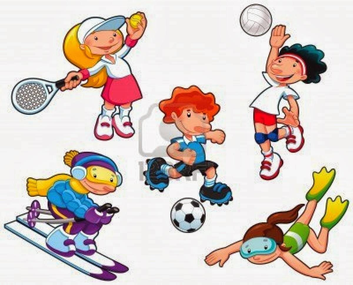 Images For > Educacion Fisica Dibujos
