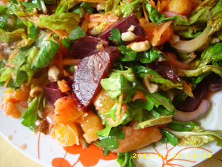 Σαλάτα παντζάρι & πορτοκάλι IMG_0089