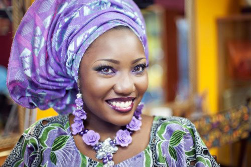 noiva nigeriana