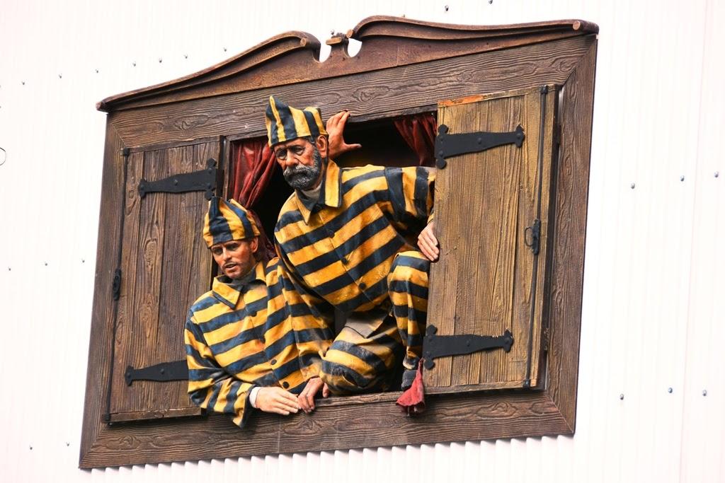 Ushuaia city prisoners